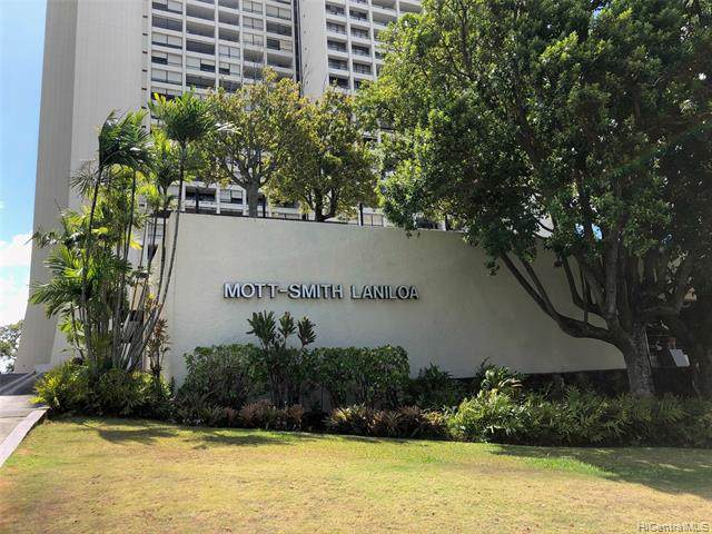 1717 Mott Smith Drive #1505, Honolulu, HI 96822 (MLS #201926073) :: The Ihara Team
