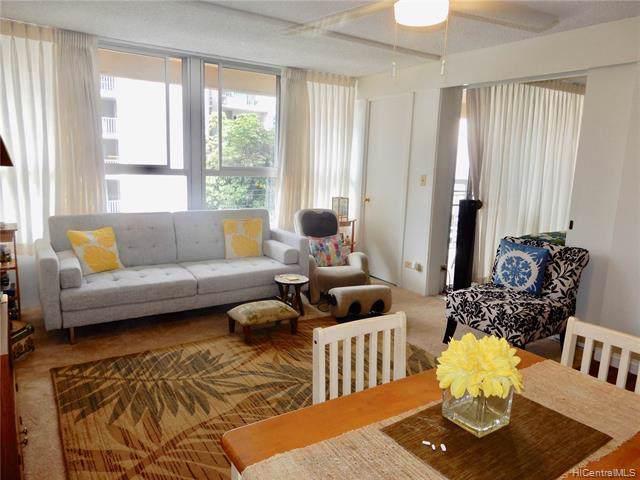 1621 Dole Street #204, Honolulu, HI 96822 (MLS #201926101) :: Keller Williams Honolulu