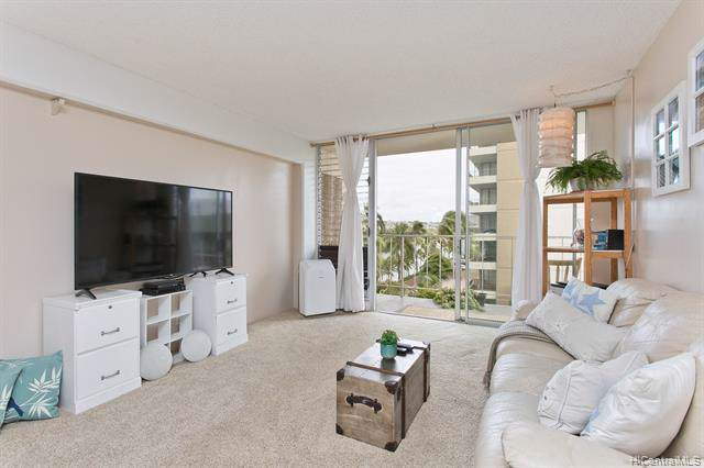2115 Ala Wai Boulevard #803, Honolulu, HI 96815 (MLS #201926108) :: The Ihara Team