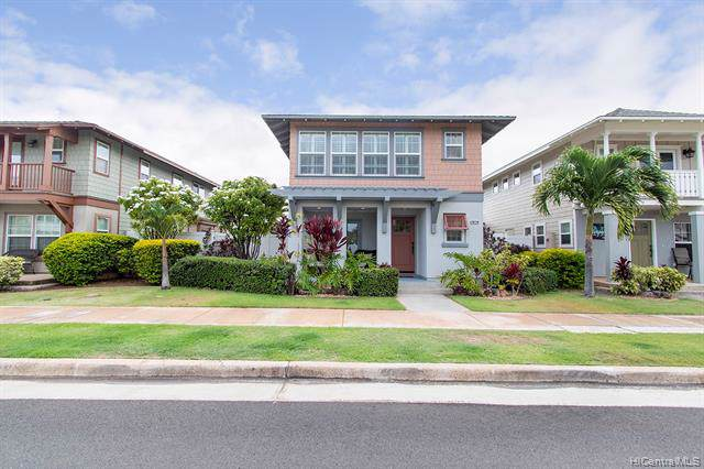91-1044 Kaiamalo Street, Ewa Beach, HI 96706 (MLS #201926113) :: The Ihara Team
