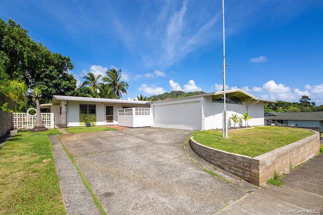 1013 Maunawili Road, Kailua, HI 96734 (MLS #201926159) :: Keller Williams Honolulu