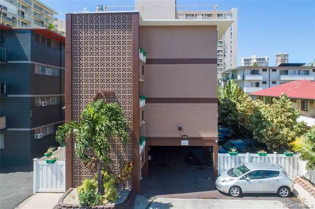 1993 Ala Wai Boulevard, Honolulu, HI 96815 (MLS #201926161) :: Elite Pacific Properties