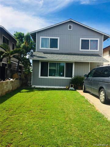 91-1324 Kamahoi Street, Ewa Beach, HI 96706 (MLS #201926170) :: The Ihara Team