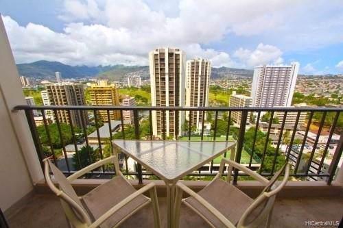 229 Paoakalani Avenue #2005, Honolulu, HI 96815 (MLS #201926236) :: Keller Williams Honolulu