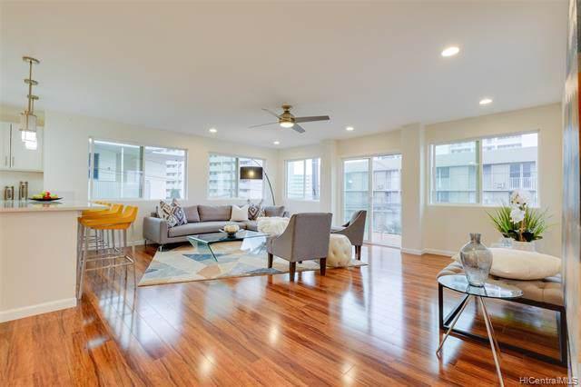 902 Prospect Street, Honolulu, HI 96822 (MLS #201926252) :: Elite Pacific Properties