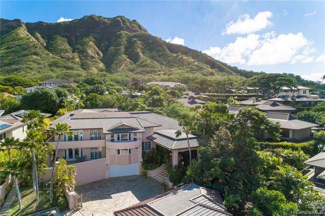 3960 Gail Street, Honolulu, HI 96815 (MLS #201926256) :: Keller Williams Honolulu