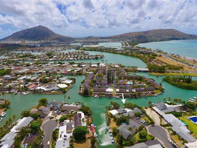 6244 Milolii Place C, Honolulu, HI 96825 (MLS #201926260) :: Barnes Hawaii