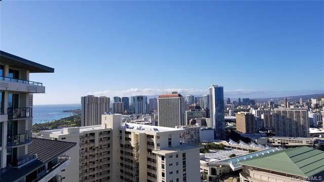 1837 Kalakaua Avenue #3406, Honolulu, HI 96815 (MLS #201926299) :: Keller Williams Honolulu