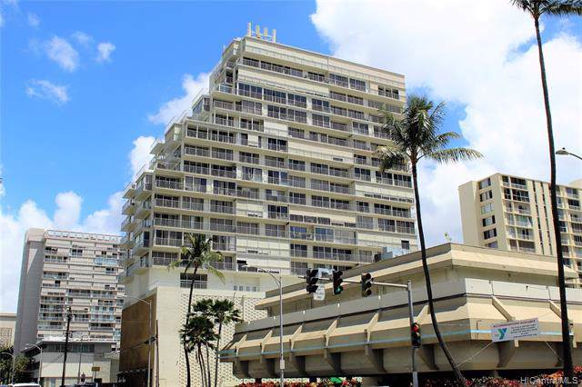 419 Atkinson Drive #706, Honolulu, HI 96814 (MLS #201926310) :: Barnes Hawaii