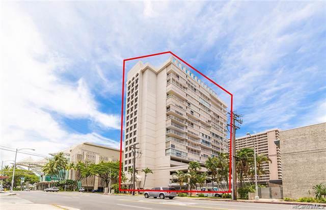 475 Atkinson Drive #1807, Honolulu, HI 96814 (MLS #201926350) :: Barnes Hawaii