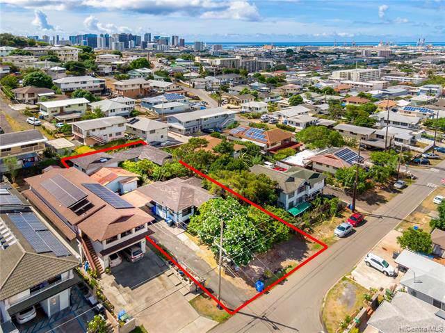 1743 Aupuni Street, Honolulu, HI 96817 (MLS #201926356) :: Barnes Hawaii