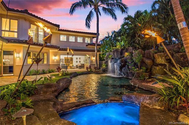 4630 Aukai Avenue, Honolulu, HI 96816 (MLS #201926371) :: Barnes Hawaii