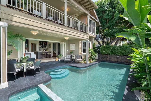 3809 Sierra Drive, Honolulu, HI 96816 (MLS #201926391) :: Elite Pacific Properties