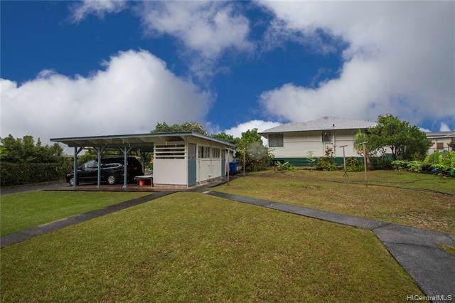 1347 Loko Drive, Wahiawa, HI 96786 (MLS #201926430) :: Elite Pacific Properties