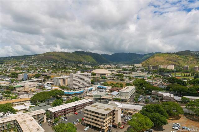 2740 Kuilei Street #2001, Honolulu, HI 96826 (MLS #201926470) :: Elite Pacific Properties