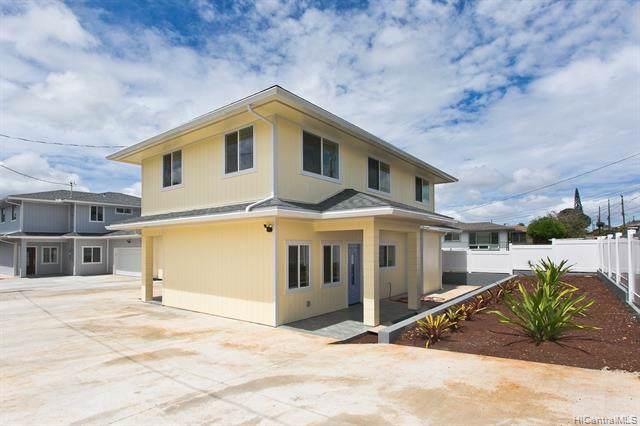 18 Kaliko Drive, Wahiawa, HI 96786 (MLS #201926475) :: Elite Pacific Properties