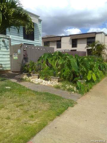 87-145 Helelua Street #8, Waianae, HI 96792 (MLS #201926493) :: Elite Pacific Properties