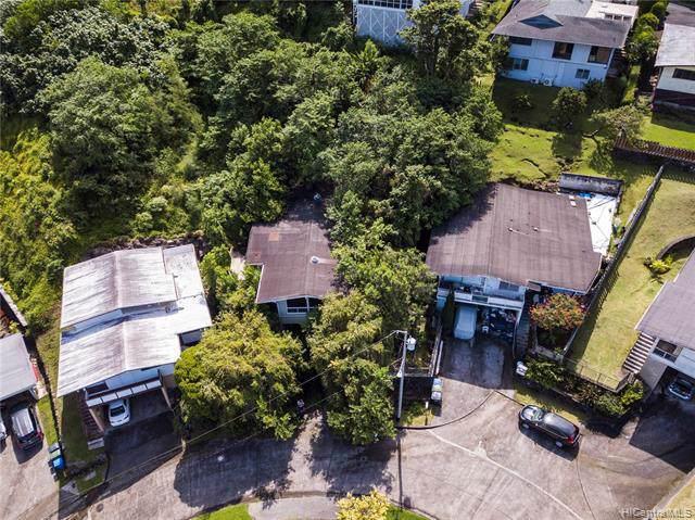 274 Polohiwa Place, Honolulu, HI 96817 (MLS #201926514) :: The Ihara Team