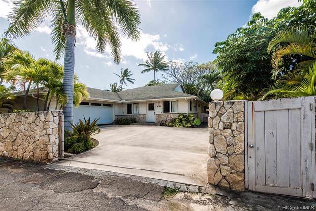 4767 Kahala Avenue B, Honolulu, HI 96816 (MLS #201926531) :: Barnes Hawaii