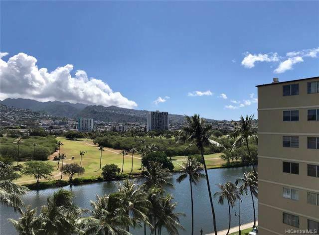 2345 Ala Wai Boulevard #1013, Honolulu, HI 96815 (MLS #201926536) :: Elite Pacific Properties
