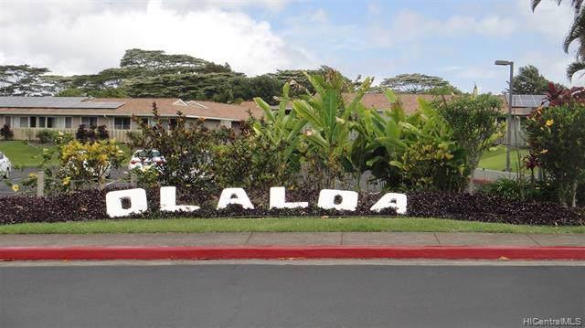 951050 SW Makaikai Streets 30E, Mililani, HI 96789 (MLS #201926538) :: Barnes Hawaii