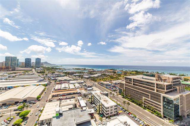 600 Ala Moana Boulevard #2409, Honolulu, HI 96813 (MLS #201926543) :: Elite Pacific Properties