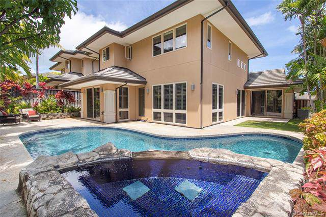 1008 Koko Uka Place, Honolulu, HI 96825 (MLS #201926549) :: The Ihara Team