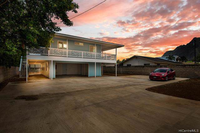 41-875 Kalanianaole Highway, Waimanalo, HI 96795 (MLS #201926555) :: The Ihara Team