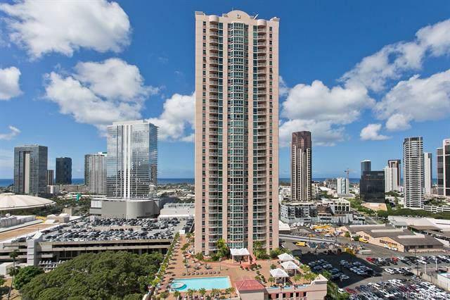 801 S King Street #1410, Honolulu, HI 96813 (MLS #201926627) :: The Ihara Team