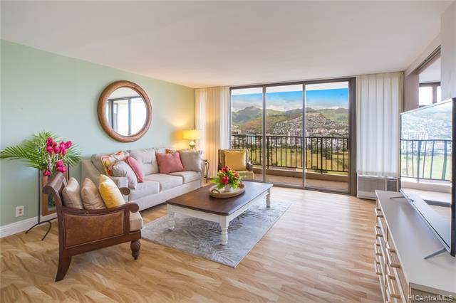 201 Ohua Avenue 2913 Tower 2, Honolulu, HI 96815 (MLS #201926640) :: The Ihara Team