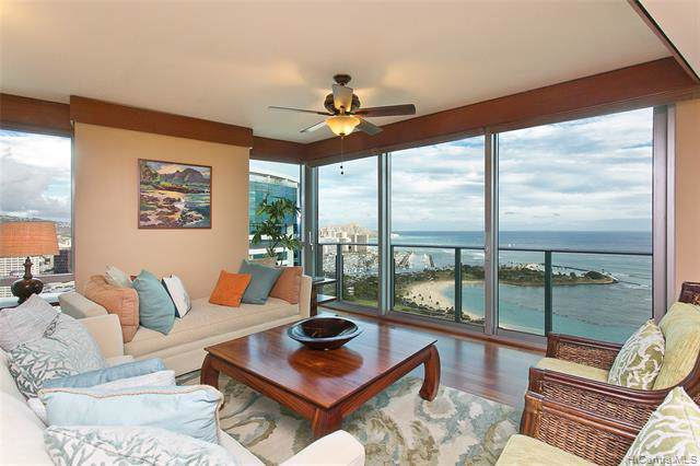 1288 Ala Moana Boulevard 38L, Honolulu, HI 96814 (MLS #201926679) :: Elite Pacific Properties