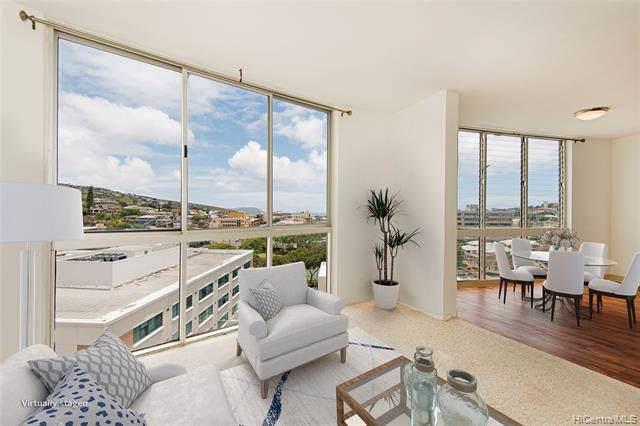 1139 9th Avenue #1101, Honolulu, HI 96816 (MLS #201926683) :: Elite Pacific Properties