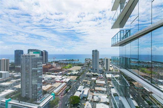 888 Kapiolani Boulevard #3803, Honolulu, HI 96813 (MLS #201926708) :: Elite Pacific Properties