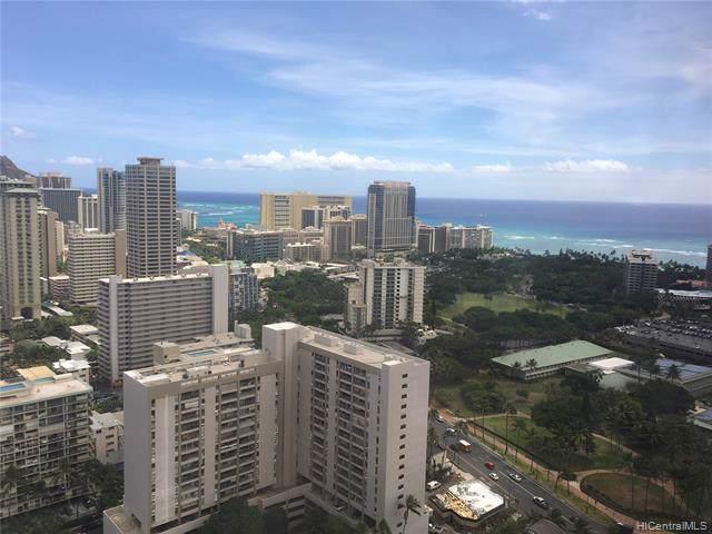 444 Niu Street Ph203, Honolulu, HI 96815 (MLS #201926724) :: Yamashita Team