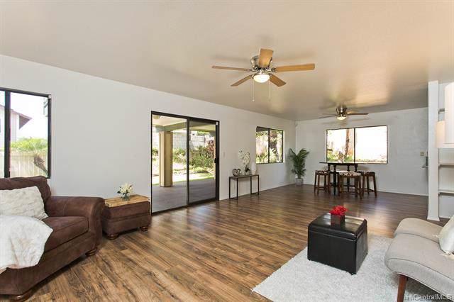 91-214 Wahane Place, Kapolei, HI 96707 (MLS #201926784) :: Elite Pacific Properties