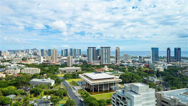1200 Queen Emma Street #3604, Honolulu, HI 96813 (MLS #201926824) :: Corcoran Pacific Properties