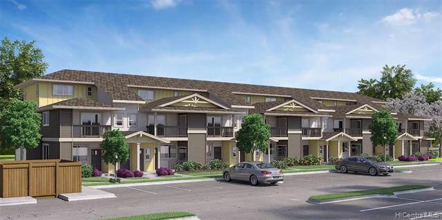 91-3633 Kauluakoko Street #102, Kapolei, HI 96707 (MLS #201926855) :: Keller Williams Honolulu