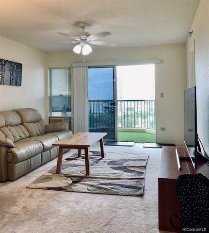 3075 Ala Poha Place #1802, Honolulu, HI 96818 (MLS #201926948) :: Elite Pacific Properties