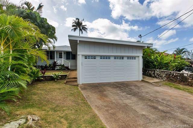 61-151 Ikuwai Place, Haleiwa, HI 96712 (MLS #201926958) :: Team Lally