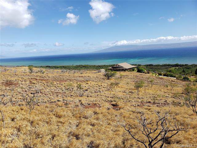00 Onioni Road Lot 83, Kaunakakai, HI 96748 (MLS #201926978) :: Keller Williams Honolulu