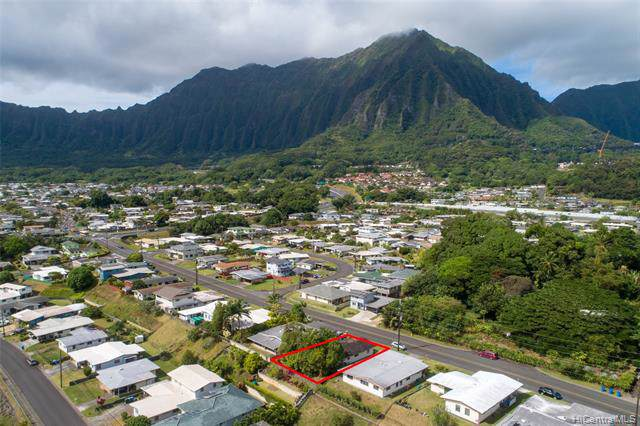 45-739 Anoi Road, Kaneohe, HI 96744 (MLS #201926980) :: The Ihara Team