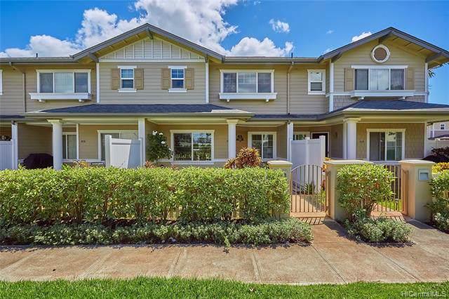 91-2015 Kaioli Street #4203, Ewa Beach, HI 96706 (MLS #201927002) :: Corcoran Pacific Properties