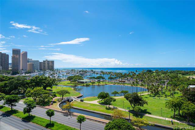 1388 Ala Moana Boulevard #8802, Honolulu, HI 96814 (MLS #201927016) :: Elite Pacific Properties