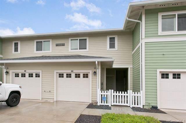 550 Kamaaha Avenue #1104, Kapolei, HI 96707 (MLS #201927061) :: Barnes Hawaii