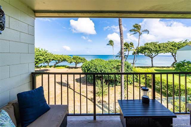 66-303 Haleiwa Road A302, Haleiwa, HI 96712 (MLS #201927071) :: Maxey Homes Hawaii