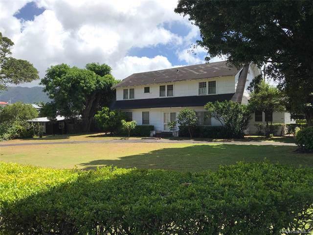 2227 Oahu Avenue, Honolulu, HI 96822 (MLS #201927082) :: Elite Pacific Properties