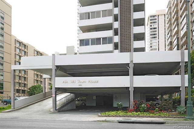 2421 Ala Wai Boulevard #405, Honolulu, HI 96815 (MLS #201927148) :: Team Lally