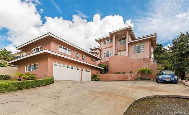 5533 Poola Street, Honolulu, HI 96821 (MLS #201927248) :: Team Lally