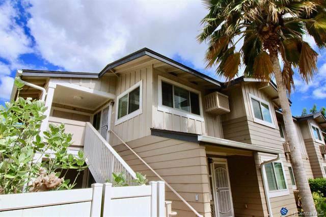 91-1033 Kamaaha Avenue #1802, Kapolei, HI 96707 (MLS #201927285) :: Keller Williams Honolulu
