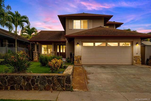 92-105 Waiko Place, Kapolei, HI 96707 (MLS #201927339) :: The Ihara Team